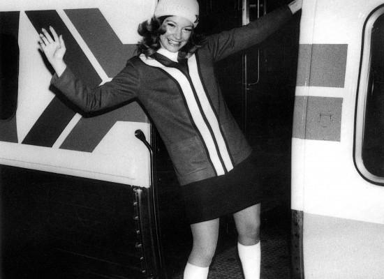 Who Needs a Runway? Amtrak Uniform Fashion Trends